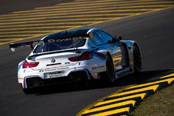 #100 BMW Team SRM, BMW M6 GT3: Steve Richards, Max Twigg