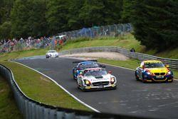 Peter Schmidt, Klaus Koch, Johannes Siegler, Mercedes SLS AMG GT3