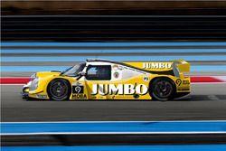 Racing Team Holland presentatie LMP3-programma met Jan Lammers en Bernhard van Oranje