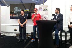 Davide Rigon, AT Racing dan Umberto Selvatico Estense, Imola Chairman