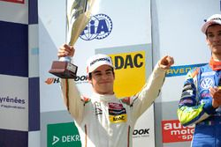 Podium, Lance Stroll, Prema Powerteam Dallara F312 – Mercedes-Benz