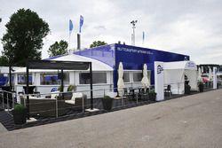 European Le Mans Series konuk alanı