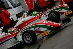 Juri Vips, Prema Powerteam e Mick Schumacher, Prema Powerteam