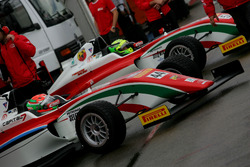 Juri Vips, Prema Powerteam e Mick Schumacher, Prema Powerteam