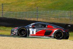 Audi R8 LMS #8, Mapelli-Albuquerque, Audi Sport Italia
