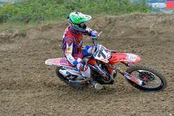 Alessandro Lupino, Team Honda Red Moto