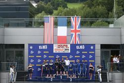 Vincitori LMP3: #19 Duqueine Engineering Ligier JSP3: David Hallyday, David Droux, Dino Lunardi