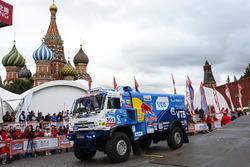 #303 Kamaz : Anton Shibalov, Robert Amatych, Almaz Khisamiev