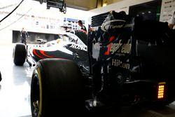 Fernando Alonso, McLaren MP4-31