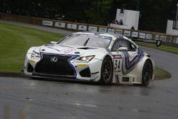 Scott Pruett im Lexus RC F GT3