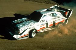 Walter Röhrl, Audi quattro S1