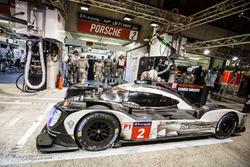 Піт-стоп for #2 Porsche Team Porsche 919 Hybrid: Ромен Дюма, Ніл Яні, Марк Ліб