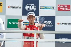 podium, rookies, Guanyu Zhou, Motopark Dallara F312 - Volkswagen