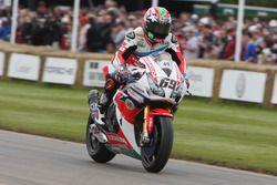 Nicky Hayden, Honda CBR 1000RR Fireblade SP