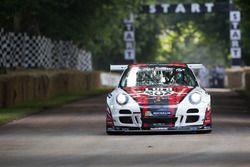 Jeff Zwart im Porsche 911 GT3 Cup Turbo