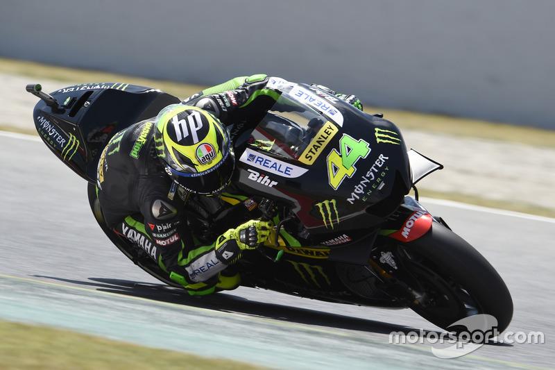 Pol Espargaro (Yamaha), 5. Platz