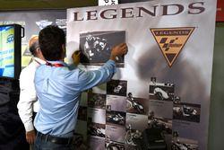 Alex Criville, MotoGP legends award