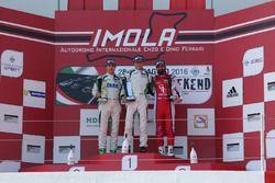 Trofeo Michelin, podio gara 3