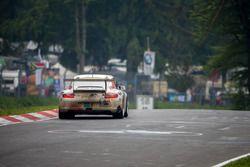#83 rent2Drive-racing, Porsche GT3 Cup: David Ackermann, Carsten Welschar, Jörg Wiskirchen, Csaba Wa