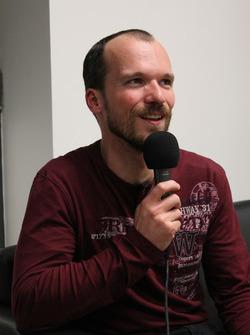 Pierre-Julien Hubert, responsable technique de TEOS Engineering