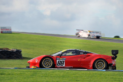 #88 Maranello Motorsport Ferrari 488 GT3: Peter Edwards, Tony D'Alberto