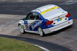 #156 Schmickler Performance, BMW 330i (390L): Albert Egbert, Maik Rönnefarth
