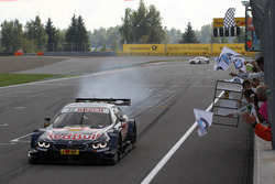 Race winner Marco Wittmann, BMW Team RMG, BMW M4 DTM