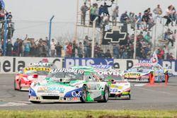 Santiago Mangoni, Laboritto Jrs Torino, Juan Marcos Angelini, UR Racing Dodge, Juan Manuel Silva, Ca