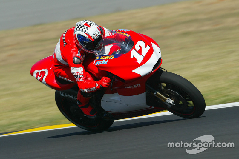 2003. Troy Bayliss