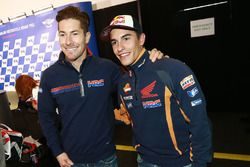 Marc Marquez, Repsol Honda Team, Nicky Hayden, Repsol Honda Team