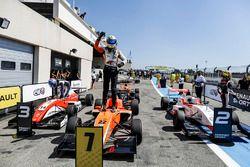 Race winner Harrison Scott, AVF by Adrian Valles