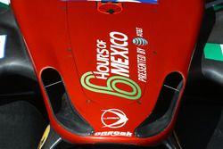 #43 RGR Sport by Morand, Ligier JSP2 - Nissan, detail
