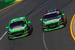 Mark Winterbottom, Prodrive Racing Australia Ford und Cameron Waters, Prodrive Racing Australia Ford