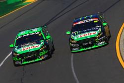 Mark Winterbottom, Prodrive Racing Australia Ford y Cameron Waters, Prodrive Racing Australia Ford