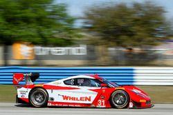 #31 Action Express Racing, Corvette DP: Eric Curran, Dane Cameron, Scott Pruett