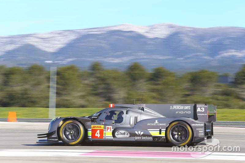 LMP1 - ByKolles Racing Team