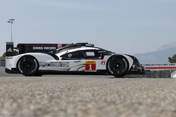La Porsche 919 Hybrid 2016