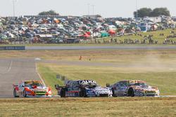 Sergio Alaux, Coiro Dole Racing Chevrolet, Emanuel Moriatis, Alifraco Sport Ford, Lionel Ugalde, Uga