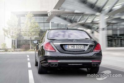 Présentation de la Mercedes Maybach S-Class