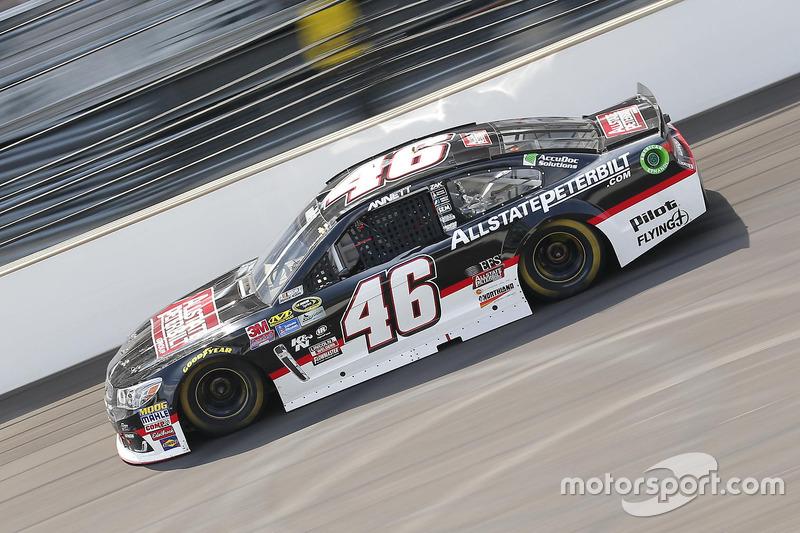 28. Michael Annett, HScott Motorsports, Chevrolet