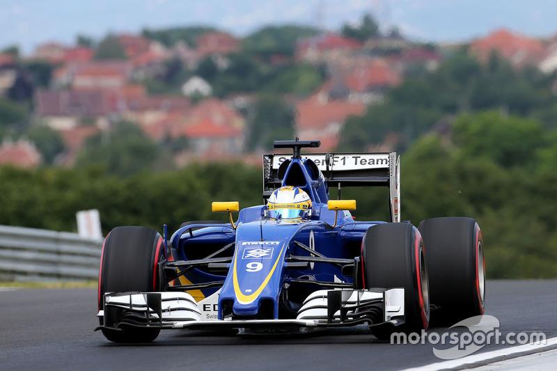 20. Marcus Ericsson, Sauber F1 Team C35