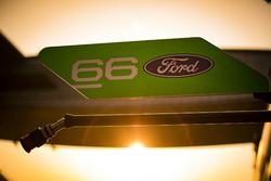 Panneau #66 Ford Chip Ganassi Racing Team UK Ford GT: Olivier Pla, Stefan Mücke