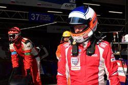 #83 AF Corse Ferrari 458 Italia: Emmanuel Collard