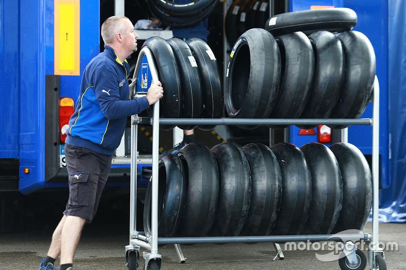 Michelin engineer
