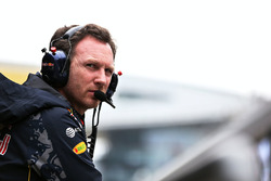 Christian Horner, Team Principal Red Bull Racing