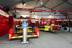 ABT Schaeffler Audi Sport garaje