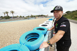 Randy Mamola, Manager von Bradley Smith, Tech 3 Yamaha