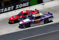 Derrike Cope, Chevrolet, Darrell Wallace Jr., Roush Fenway Racing Ford