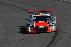 #23 M1 GT Racing Audi R8 GT3: Walt Bowlin