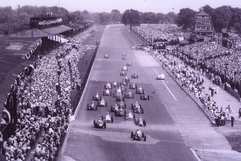 1950-1960 : l'exception de l'Indy 500